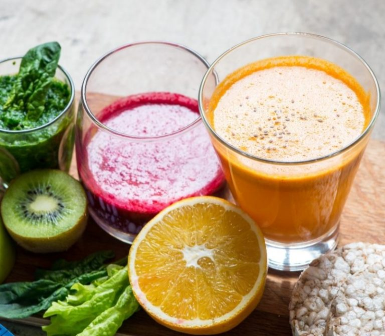 DETOX RECIPES FOR JUICING