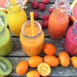 how long can I store fresh juice