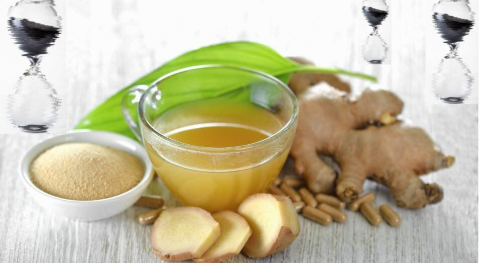 how to store ginger juice
