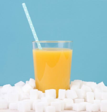 DOES JUICE CONCENTRATE HAVE ADDED SUGAR