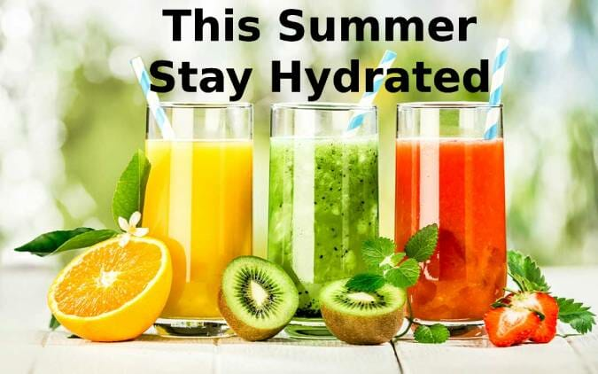 How does juice hydrates you