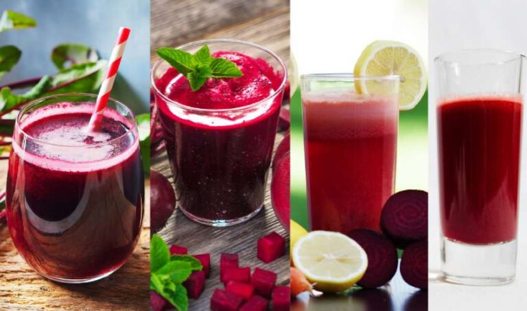 how to make beet juice for high blood pressure